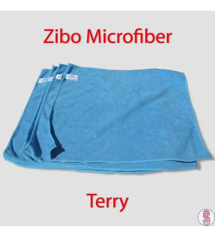 Zibo Microfiber Terry Detailing Cloth