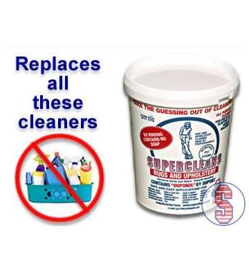 Supercleans Cleaner