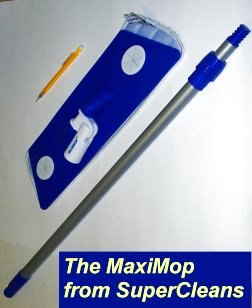 Wholesale Microfiber Mop