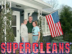 We have SUPERCLEANS and love it.